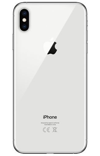 Product image of the Apple iPhone XS Max 256GB Silver