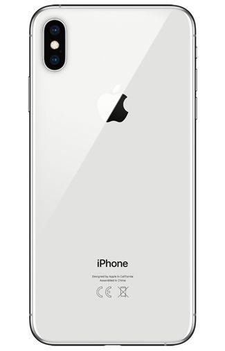 Productafbeelding van de Apple iPhone XS Max 512GB Silver