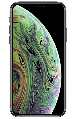 Productafbeelding van de Apple iPhone XS 64GB Black