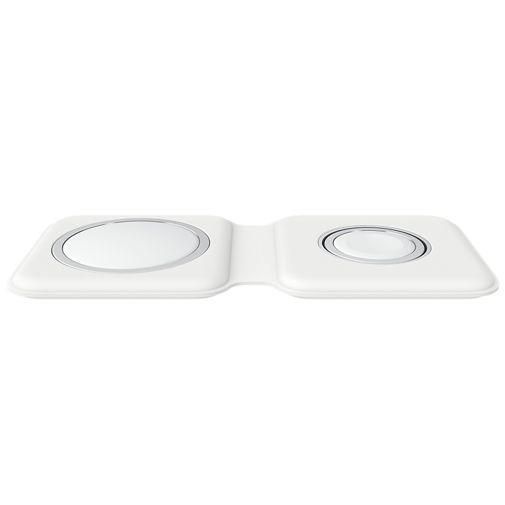 Productafbeelding van de Apple MagSafe Dual Draadloze Snellader 15W Wit
