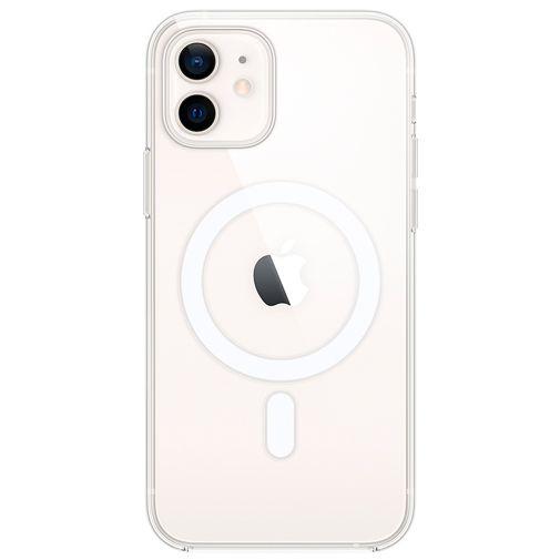 Productafbeelding van de Apple MagSafe PC Back Cover Apple iPhone 12/12 Pro Transparant