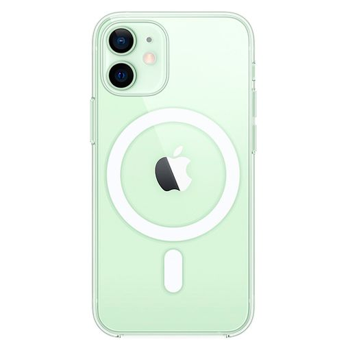 Productafbeelding van de Apple MagSafe PC Back Cover Apple iPhone 12 Mini Transparant