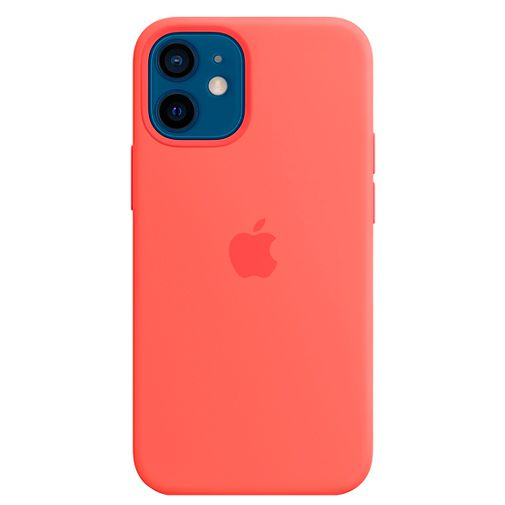 Productafbeelding van de Apple MagSafe Siliconen Back Cover Apple iPhone 12 Mini Roze
