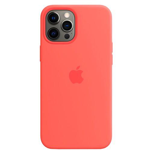 Productafbeelding van de Apple MagSafe Siliconen Back Cover Apple iPhone 12 Pro Max Roze