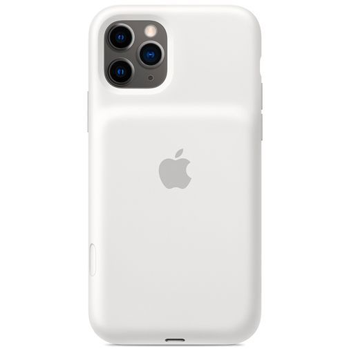 Produktimage des Apple Smart Battery Case Weiß iPhone 11 Pro