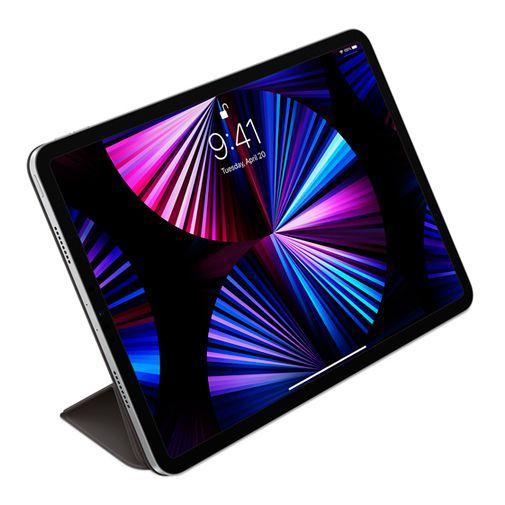 Productafbeelding van de Apple Smart Folio PU-leer Book Case Diepgroen Apple iPad Pro 2021 11