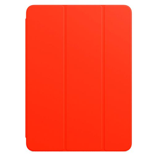 Productafbeelding van de Apple Smart Folio PU-leer Book Case Oranje Apple iPad Pro 2021 11