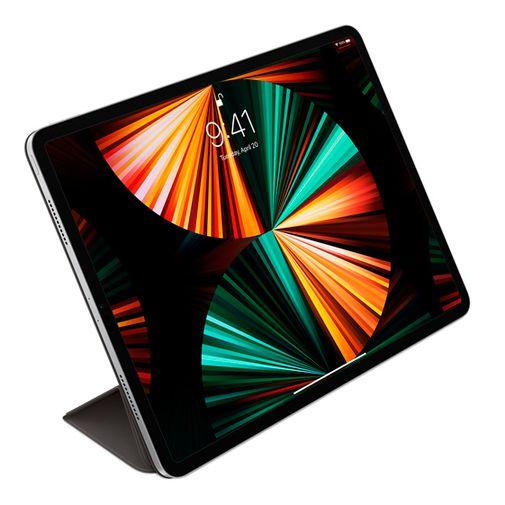 Productafbeelding van de Apple Smart Folio PU-leer Book Case Zwart Apple iPad Pro 2021 12.9