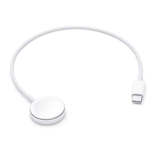 Productafbeelding van de Apple Watch Magnetische Oplaadkabel USB-C 0,3 meter