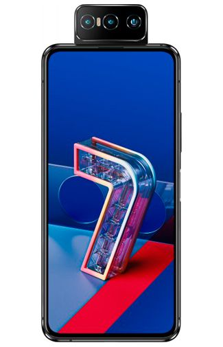 Productafbeelding van de Asus Zenfone 7 Zwart