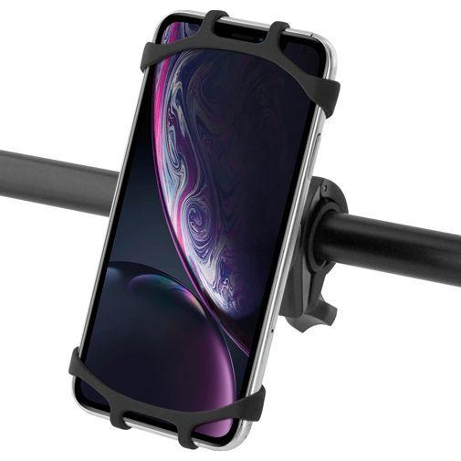 Produktimage des Azuri Universelle Fahrradhalterung Schwarz
