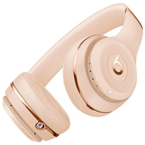 Produktimage des Beats Solo3 Wireless Matte Gold