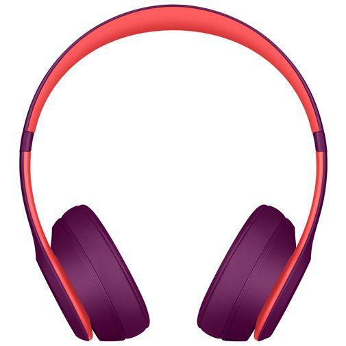 Productafbeelding van de Beats Solo3 Wireless Purple/Orange