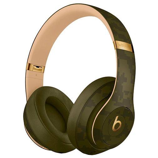 Produktimage des Beats Studio3 Wireless Camo Collection Grün