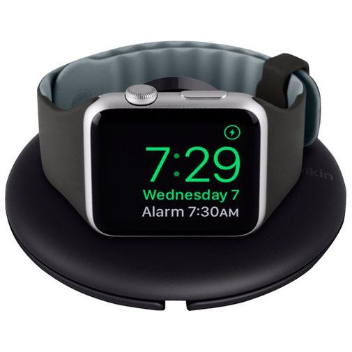 Productafbeelding van de Belkin Apple Watch Travel Stand Black