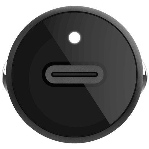 Produktimage des Belkin Auto-Ladegerät Apple Lightning 18W Schwarz