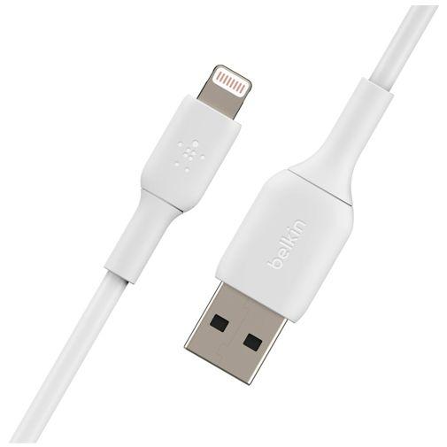 Productafbeelding van de Belkin Boost Charge Lightning Kabel 0,15 Meter Wit