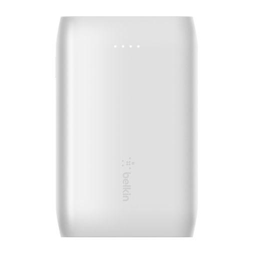 Productafbeelding van de Belkin Boost Charge USB-C Powerbank 10.000mAh Wit