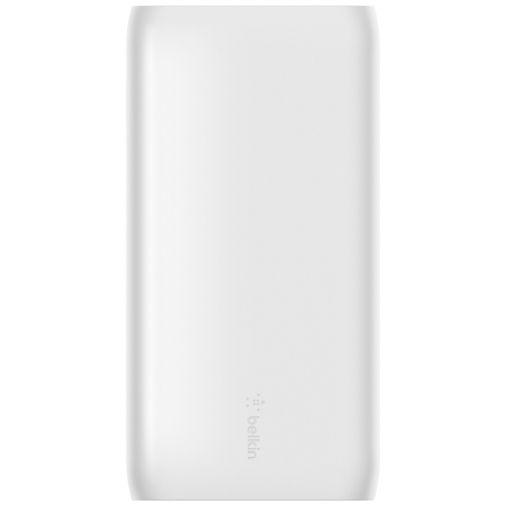 Productafbeelding van de Belkin Boost Charge USB-C Snellader Powerbank 20.000mAh Wit