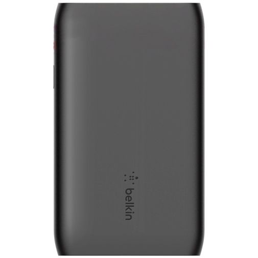 Productafbeelding van de Belkin Boost Charge USB-C Snellader Powerbank Stand 5.000mAh Zwart
