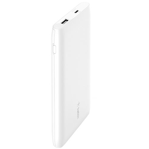 Productafbeelding van de Belkin Boost Charge USB-C Snellader Powerbank Power Delivery 10.000mAh Wit