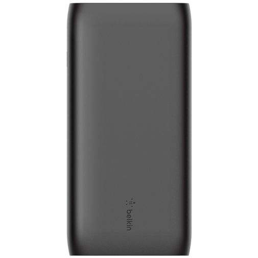 Productafbeelding van de Belkin Boost Charge USB-C Snellader Powerbank Power Delivery 20.000mAh Zwart
