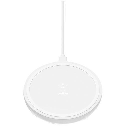 Productafbeelding van de Belkin Boost Up Draadloze Snellader 10W White