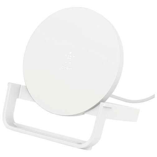 Productafbeelding van de Belkin Boost Up Draadloze Snellader Stand 10W White