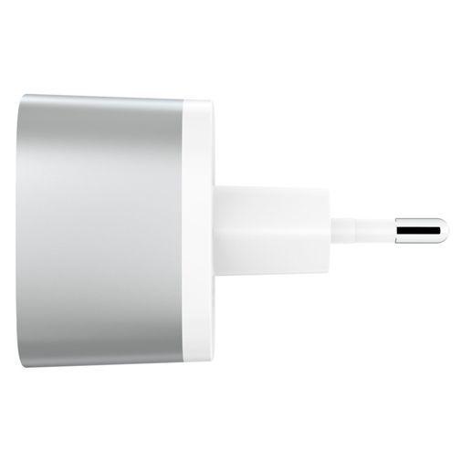 Produktimage des Belkin Boost Up Schnellladegerät USB + USB-C-Kabel 18W Weiß