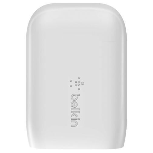 Produktimage des Belkin Boost Up Home-Ladegerät Dual USB 30W Weiß