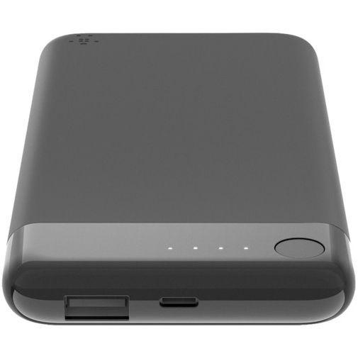 Productafbeelding van de Belkin BoostCharge Lightning Powerbank 5000mAh Black