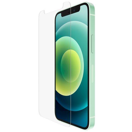 Productafbeelding van de Belkin Gehard Glas Clear Screenprotector Apple iPhone 12 Mini