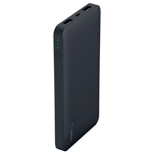 Produktimage des Belkin Pocket Powerbank 10.000mAh Schwarz