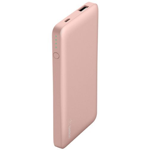 Productafbeelding van de Belkin Pocket Powerbank 5000mAh Rose Gold