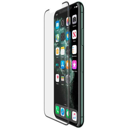 Productafbeelding van de Belkin ScreenForce InvisiGlass Ultra Curve Screenprotector Apple iPhone X/XS/11 Pro