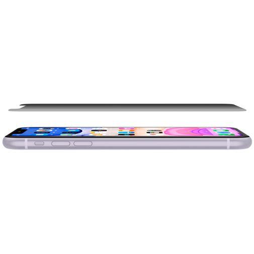 Productafbeelding van de Belkin ScreenForce InvisiGlass Ultra Privacy Screenprotector Apple iPhone XR/11