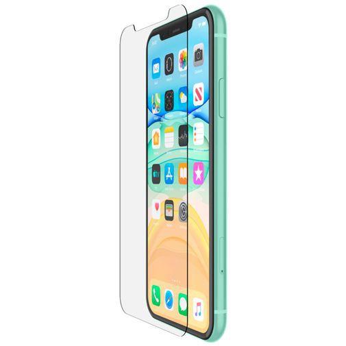 Productafbeelding van de Belkin ScreenForce Tempered Glass Screenprotector Apple iPhone XR/11