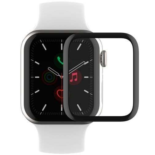 Productafbeelding van de Belkin ScreenForce TrueClear Curve Screenprotector Apple Watch Series 4/5 40mm