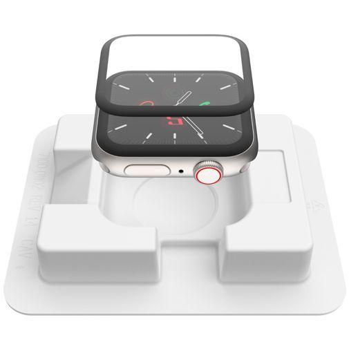 Productafbeelding van de Belkin ScreenForce TrueClear Curve Screenprotector Apple Watch Series 4/5 40mm