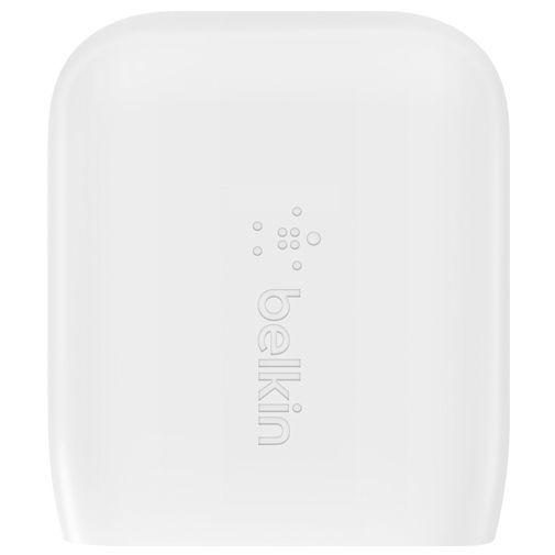 Productafbeelding van de Belkin USB-C Snellader 18W White