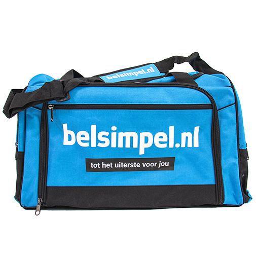 Produktimage des Belsimpel Sporttasche