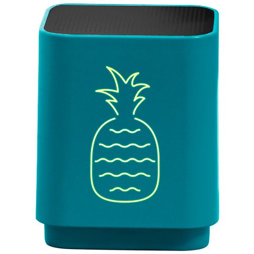 Productafbeelding van de Bigben BT19 Bluetooth Speaker Pineapple Green