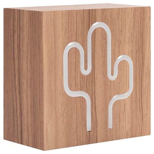 Productafbeelding van de BigBen Neon Bluetooth Speaker Cactus