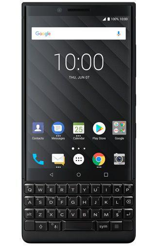 Productafbeelding van de BlackBerry KEY2 64GB Black