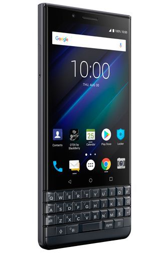 Productafbeelding van de BlackBerry KEY2 LE Dual Sim 64GB Black