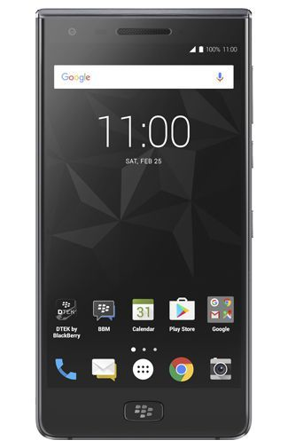 Productafbeelding van de BlackBerry Motion Black