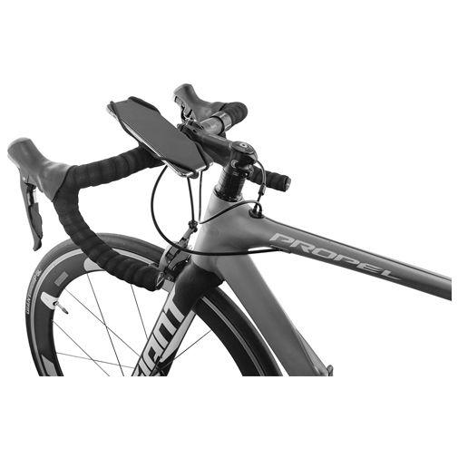 Productafbeelding van de BoneSport Bike Tie 3 Universele Fietshouder Zwart