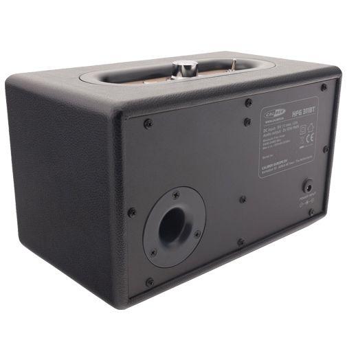 Productafbeelding van de Caliber Bluetooth Speaker Retro Black
