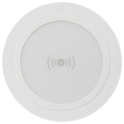 Productafbeelding van de Caliber Draadloze Lader + Adapter White