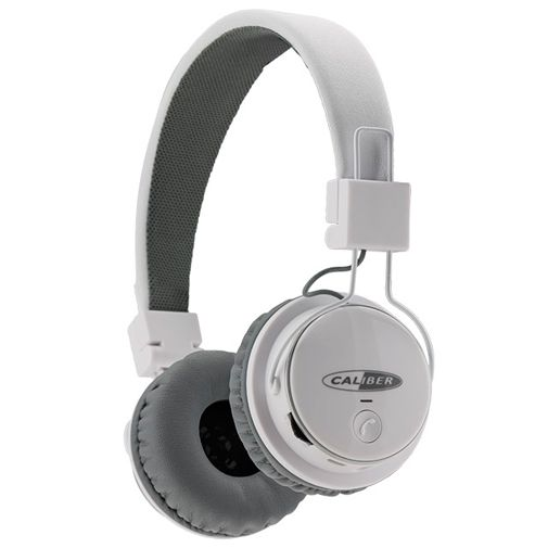 Productafbeelding van de Caliber Headphones Wireless White